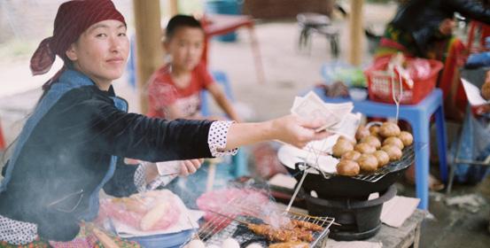 cosa mangiare in vietnam colore